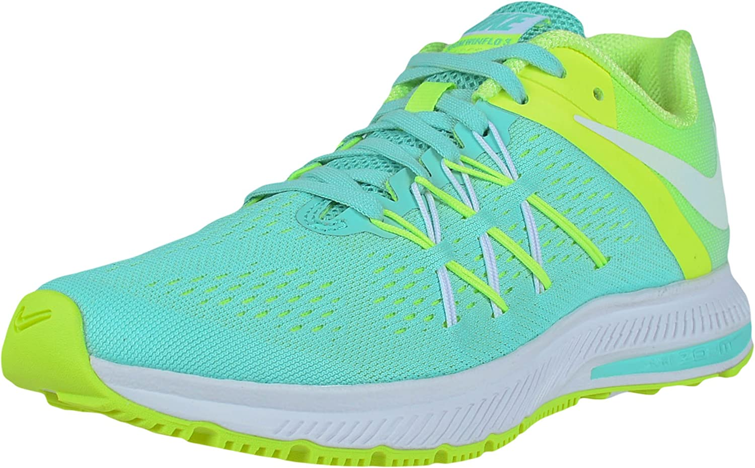 NIKE Women s Zoom Winflo 3 Running Shoe