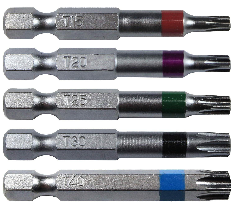 Amazon.com: Conjunto de puntas de 5 unidades para dearmador ...