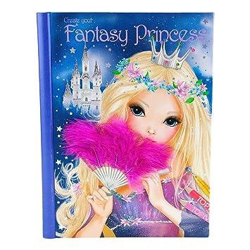 Top Model Fantasy Prenses Model Oluşturma Boyama K Amazoncomtr