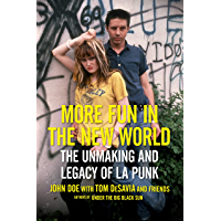 More Fun in the New World: The Unmaking and Legacy of L.A. Punk book cover