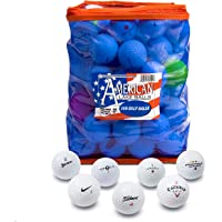 Second Chance Lake Golf Balls with Storage Bag