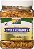 Mother Earth Products Dried Sweet Potato Dices, 15 Oz