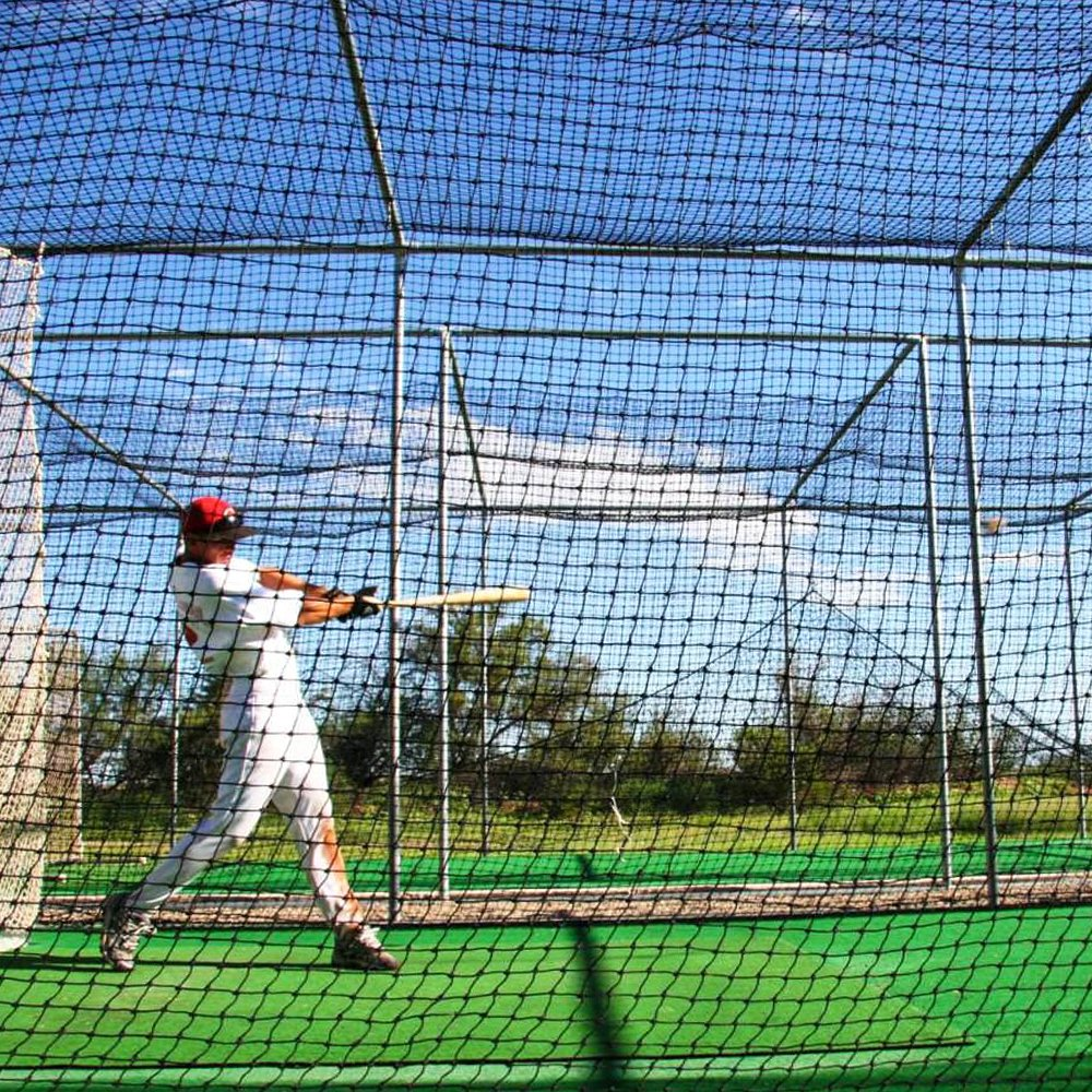 Genial Amazon.com : FORTRESS Baseball Batting Cages [ALL SIZES] #42 Heavy Duty Net  : Sports U0026 Outdoors