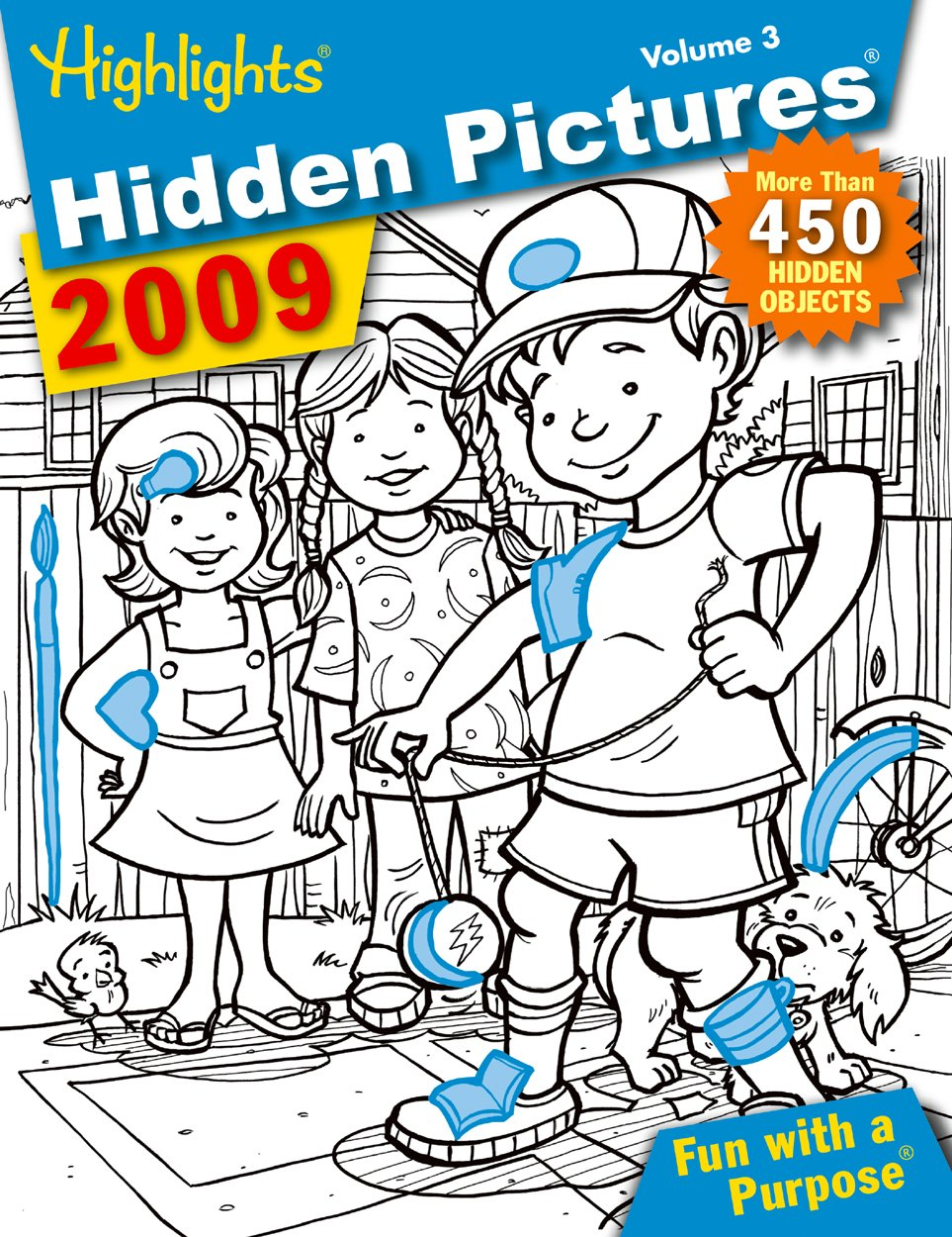 Hidden Pictures 2009, Vol. 3 (Highlights Series) pdf epub