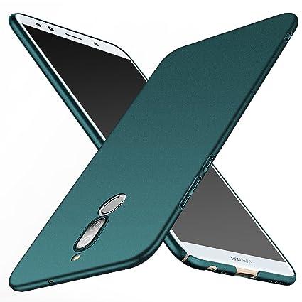Amazon.com: Huawei Mate 10 Lite, funda almiao [Thin Fit ...