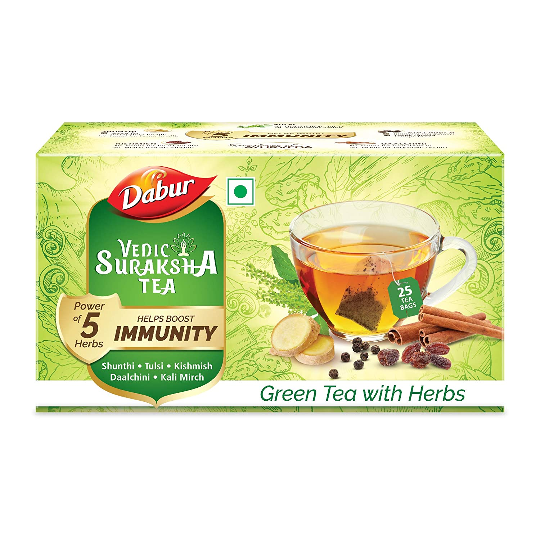 dabur green tea