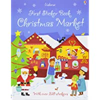 USB - First Sticker Book Christmas Market