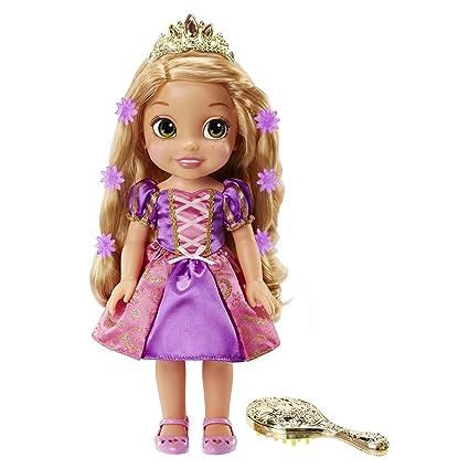 Disney Princesses 75944 Poupee Raiponce Chantante Et Lumineuse