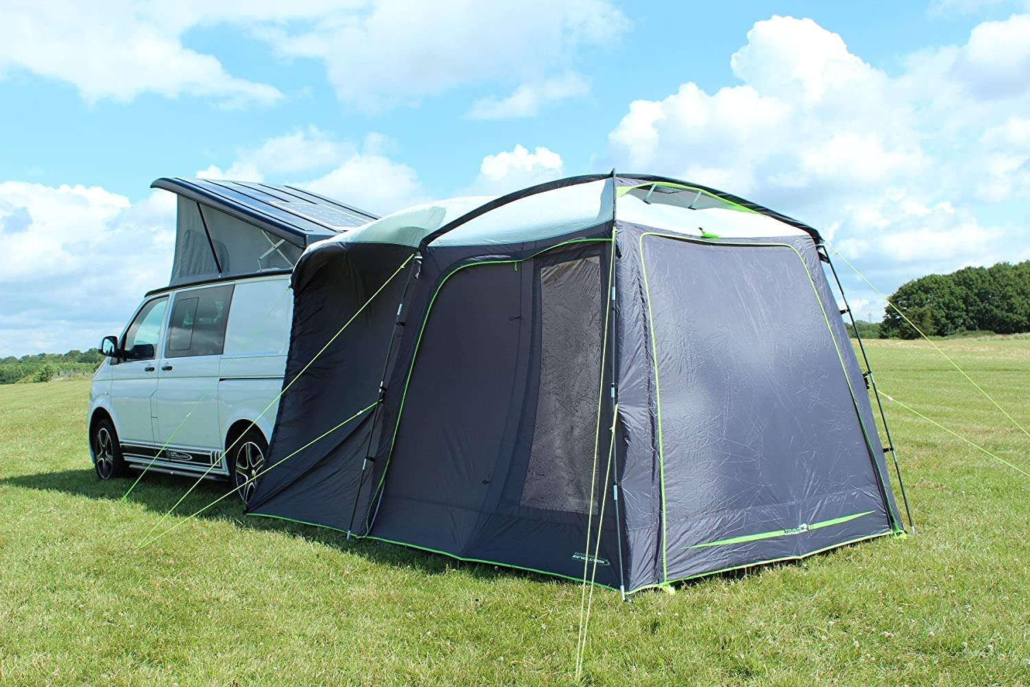 Outdoor Revolution Momentum Cayman Tailgate Driveaway Awning by Outdoor Revolution Amazon.co.uk Sports u0026 Outdoors & Outdoor Revolution Momentum Cayman Tailgate Driveaway Awning by ...