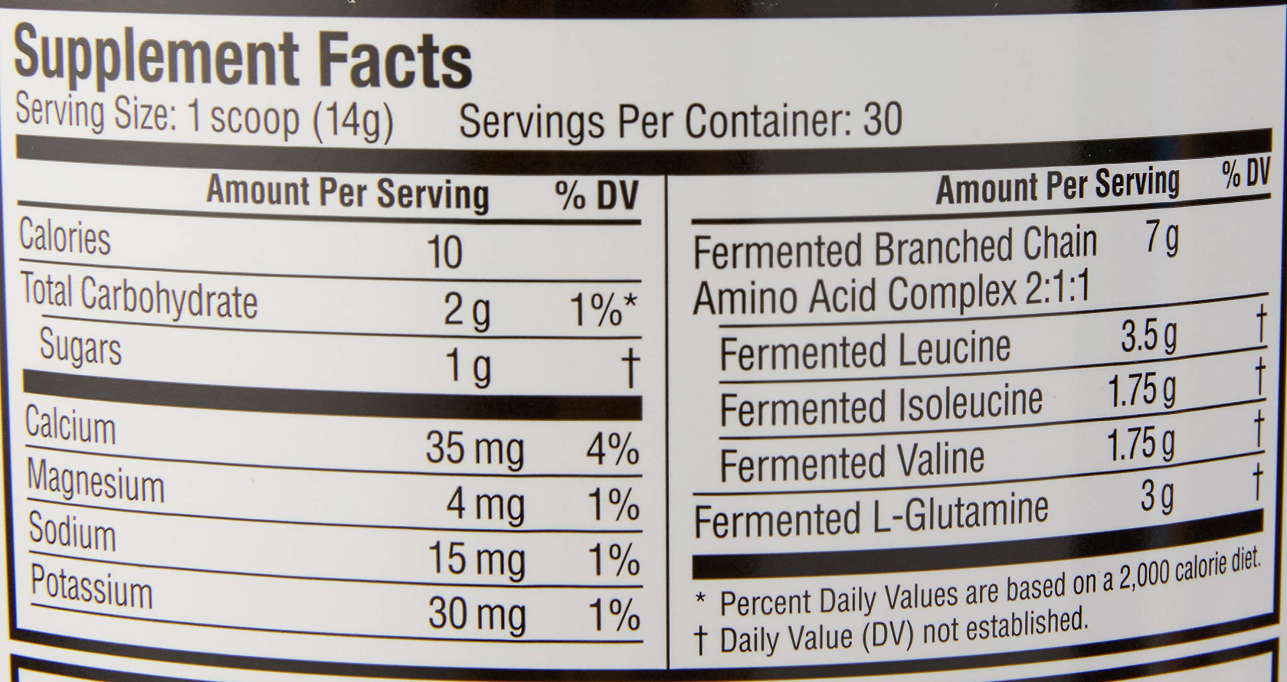 Labrada Nutrition BCAA Power Post Workout Supplement, Cherry Limeade, 417 Gram by Labrada (Image #2)