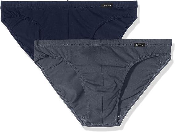 Uomo Pantaloni Advantage 2 Pack Large Weiss Bianco Skiny