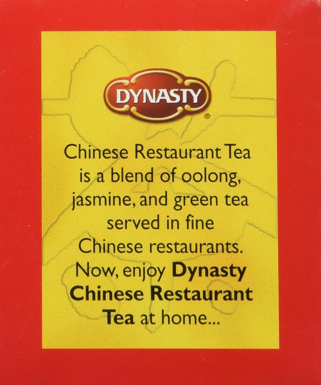 amazon com dynasty 100 natural chinese restaurant tea net