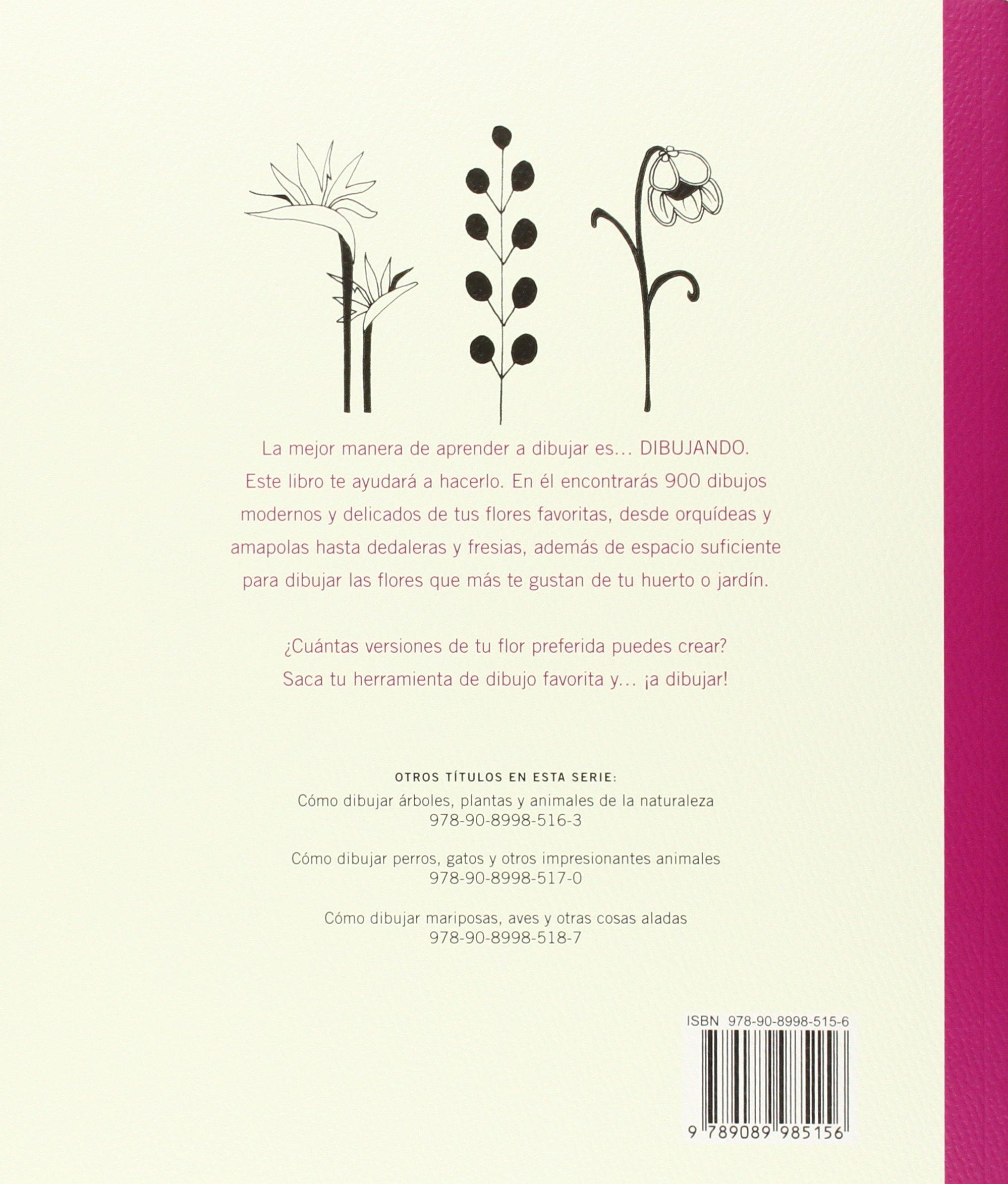 Cómo dibujar, tulipanes, rosas y otras flores: CONGDON(985156): 9789089985156: Amazon.com: Books
