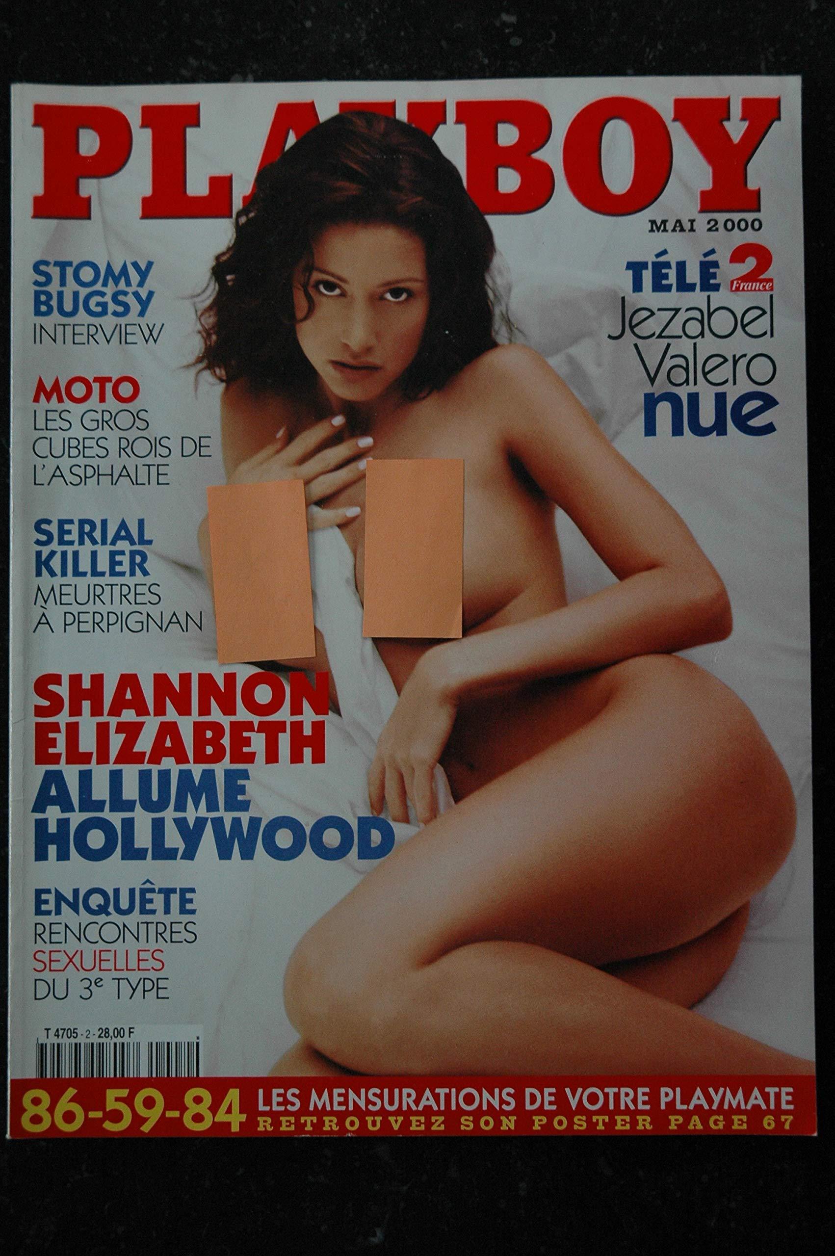 Shannon elizabeth playboy