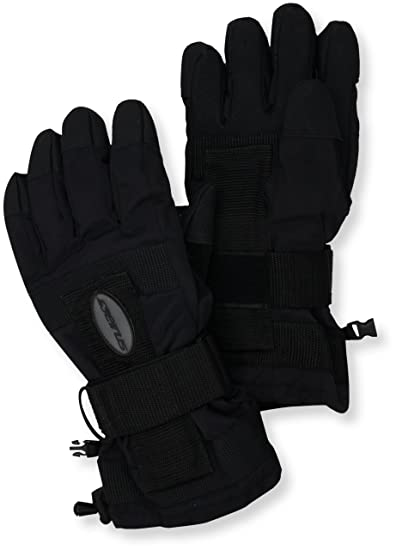 Seirus Innovation 1210 DaBone Winter Cold Weather Unisex Glove Built in Support and Removable Wrist Protection to Prevent Injury