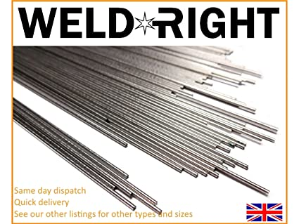 Weld Right 50X Acero Inoxidable ER308L SS Electrodos De ...