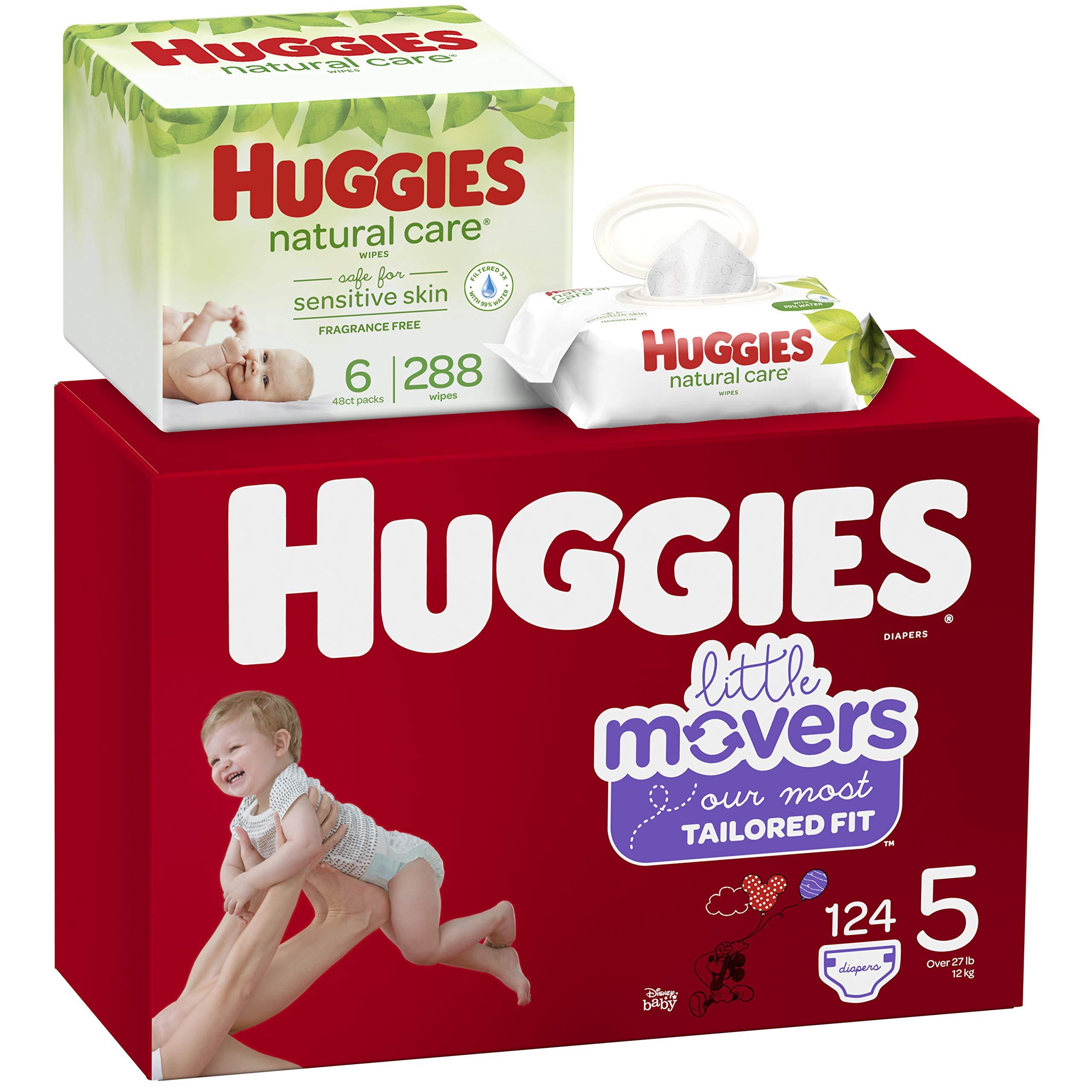Huggies Brand Bundle