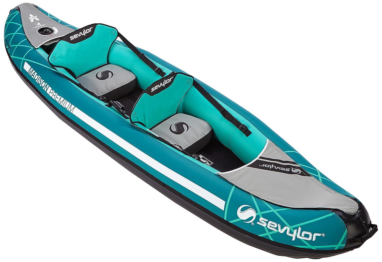 Sevylor Kayak Madison 2P: Amazon.es: Deportes y aire libre