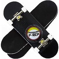 P-REP Starter Complete Wooden Fingerboard 30mm x 100mm (Black)