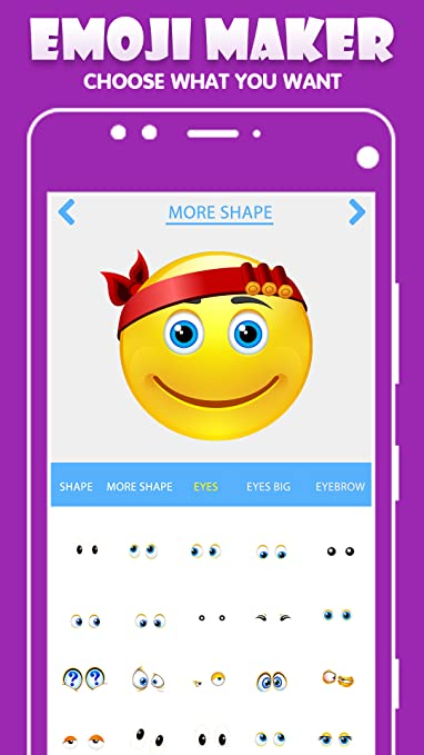emoticon maker app for android