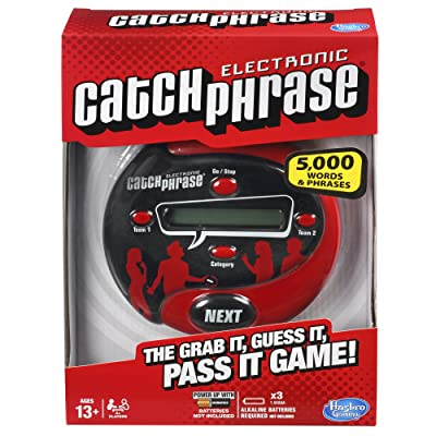 Electronic Catch Phrase Game ( Exclusive): Toys & Games