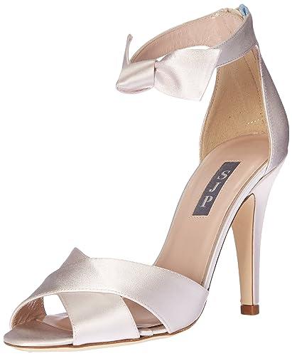 b2075a3c113 SJP by Sarah Jessica Parker Women's Buckingham Dress Sandal
