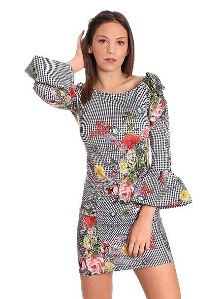 best service df4ca 6e209 DENNY ROSE ABITO DONNA 10021: Amazon.it: Abbigliamento