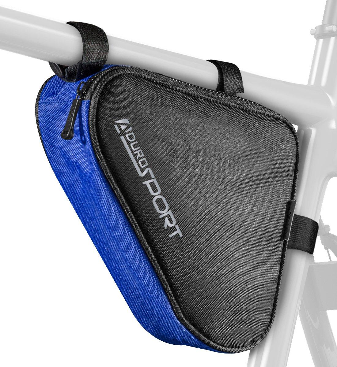 Ibera Bicycle Triangle Frame Bag Sports Outdoors