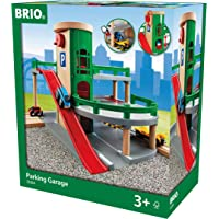 Brio Parking Garage, 7 Pieces Train Set
