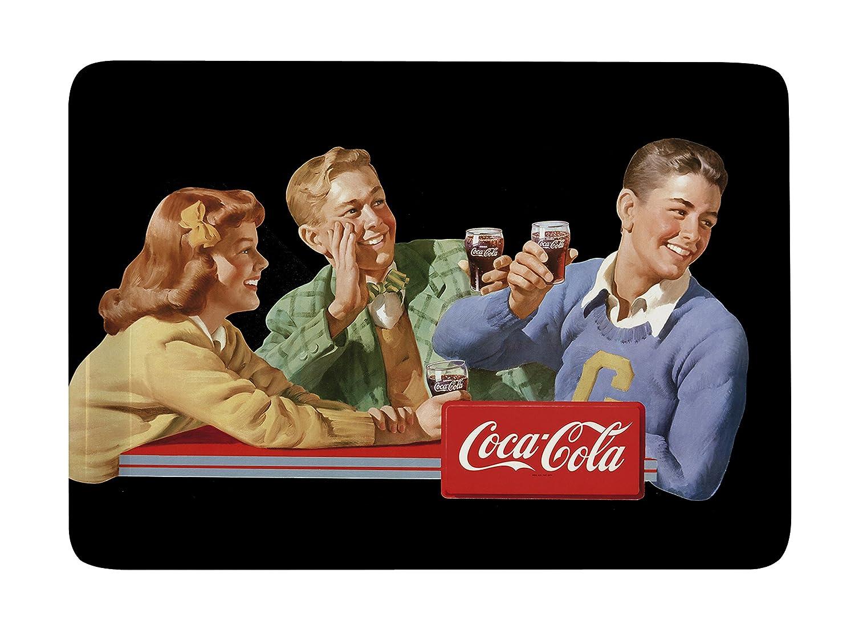 Platex 93112720931 Coca-Cola Plateau D/écor Bar M/élamine 27 x 20 x 1 cm