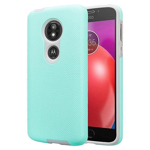 4cc5c9ab296 CoverLab Funda Protectora para Motorola Moto G6 Play, color Menta:  Amazon.com.mx: Electrónicos