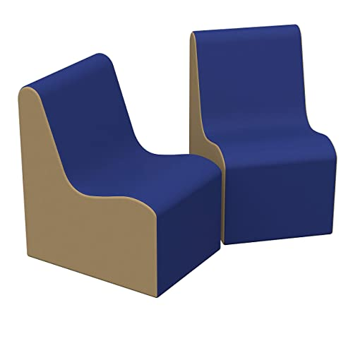 FDP SoftScape Wave Youth Chair Seating Set