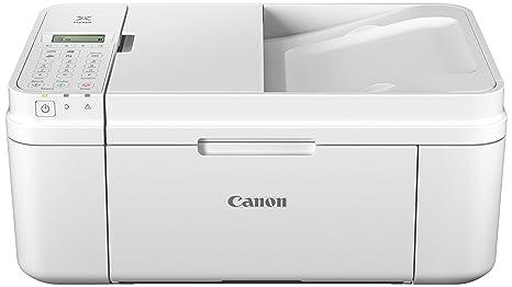 Canon PIXMA MX495 - Impresora multifunción, Wifi, Inyección de tinta, Impresión a color, 4800 x 1200 DPI, 100 hojas, A4, Blanco