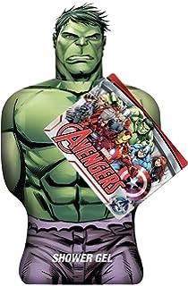 Avengers - Marvel Gel de ducha Capitán América - 350 ml ...