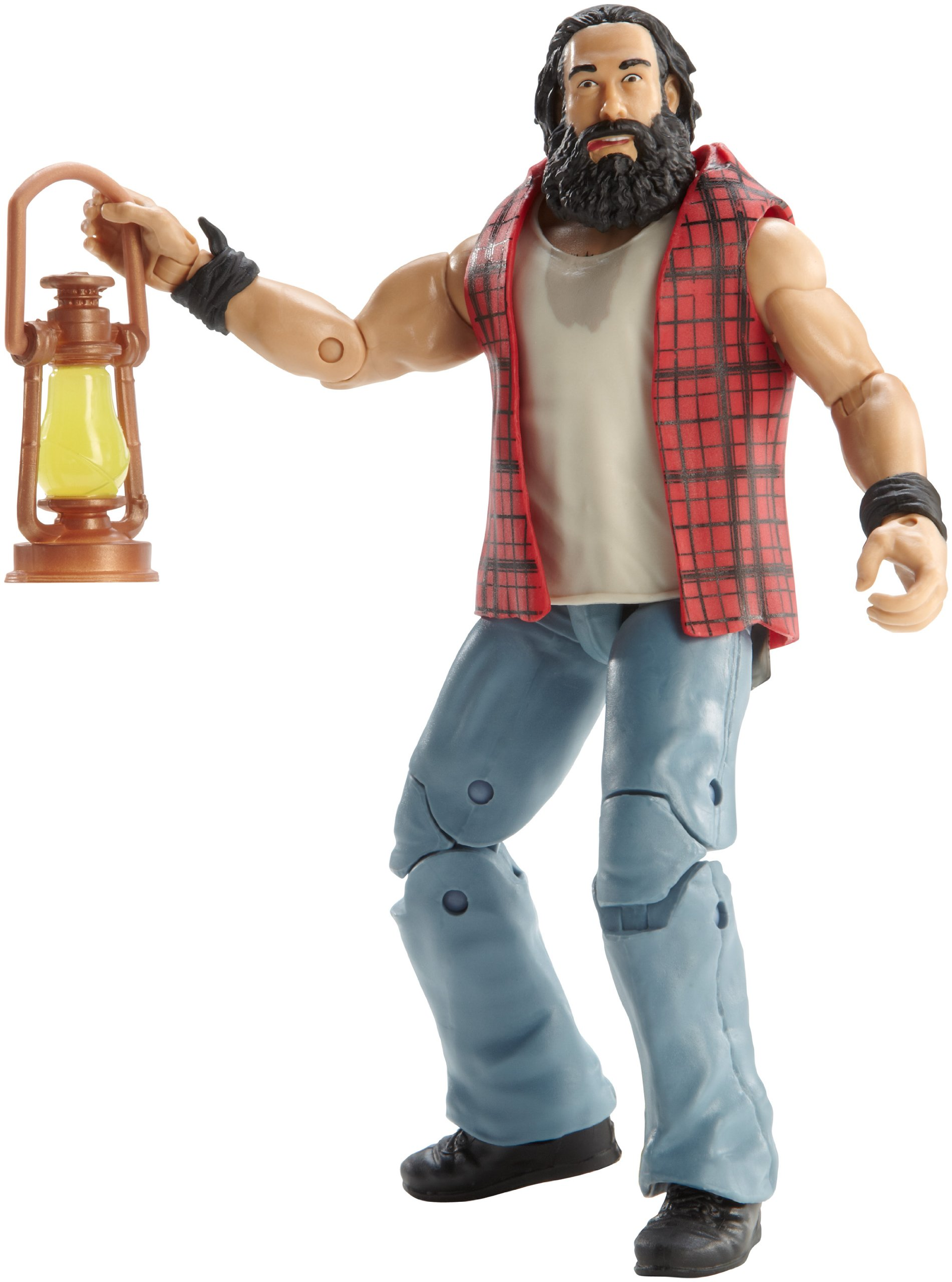 Mattel WWE Elite Collection Series #29 Luke Harper Figure