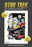 Star Trek Poster Calendar: 50 Artists. 50 Years