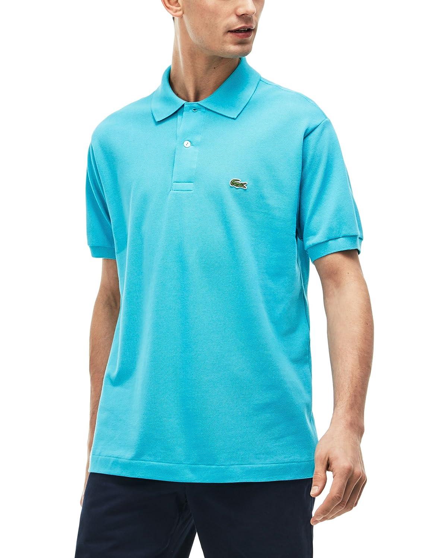 Lacoste ラコステMen's L-1212,半袖 鹿の子 ポロシャツ(並行輸入品) B0792QH6LP 9 / 4XL|Xa4 Atoll Xa4 Atoll 9 / 4XL