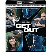 Get Out (4K Ultra HD + Blu-ray + Digital)