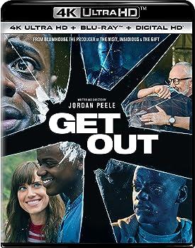 Get Out (4K Ultra HD + Blu-ray + Digital)