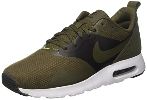 09f538f9ddf28 Nike Men s Air Max Tavas Special Edition Cargo Khaki Black 718895 ...