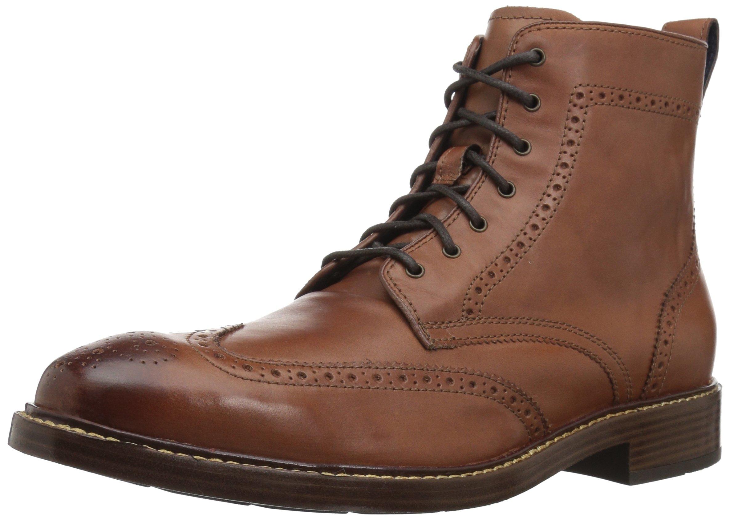 Cole Haan Men's Kennedy Wingtip II Fashion Boot, Woodbury, 10 Medium US