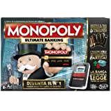 Hasbro Games Gioco Monopoly Ultimate Banking