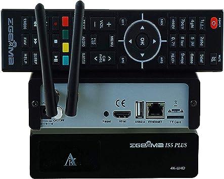 ZGEMMA I55 Plus 4K IPTV Box: Amazon.es: Electrónica