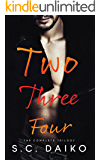 Two Three Four:The Complete Trilogy: MMF (MMF Romance)