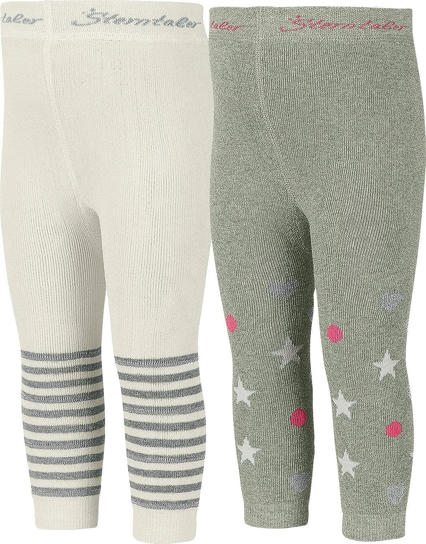Sterntaler 2-pack leggings thermal