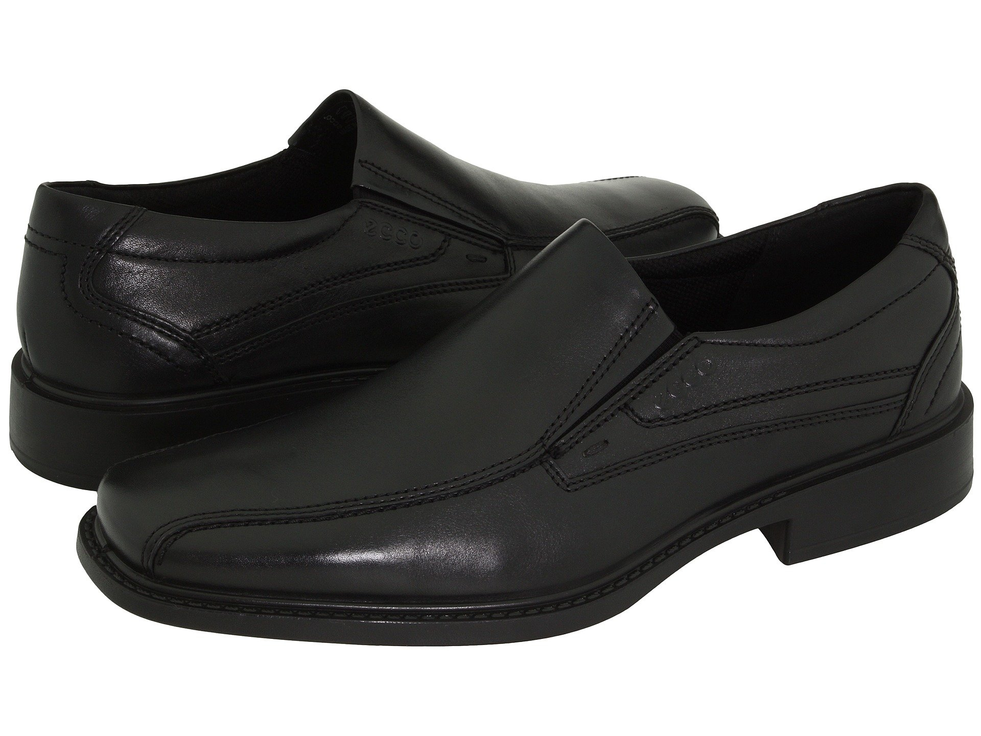 ECCO Men's New Jersey Slip On,Black,39 EU (US Men's 5-5.5 M) by ECCO (Image #6)