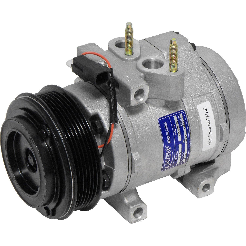 UAC CO 10908C A/C Compressor and Clutch