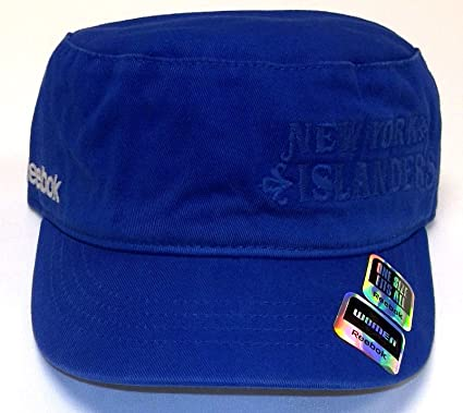 d589c788c0143 Image Unavailable. Image not available for. Color  NHL New York Islanders  Military Reebok Hat - Women ...