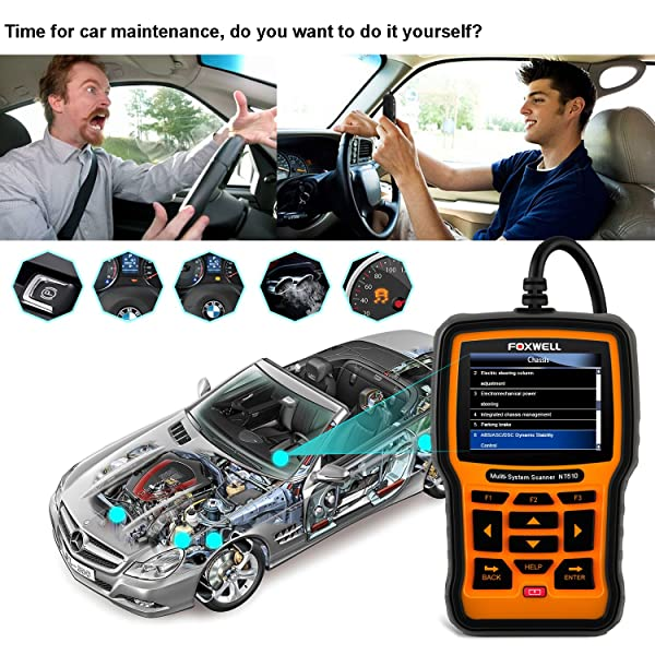 These systems of this OBD1 scanner include transmission, engine, airbag, ABS, DISA, and SAS.