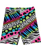 """Wild Thing- Bskinz Compression Shorts for Women/ Girls (6"""" 2.5"""")"""